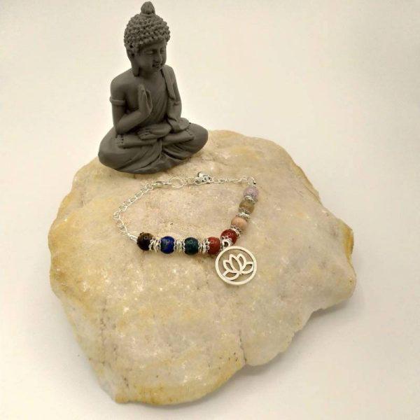 Bracelet Chemin de Vie Lotus