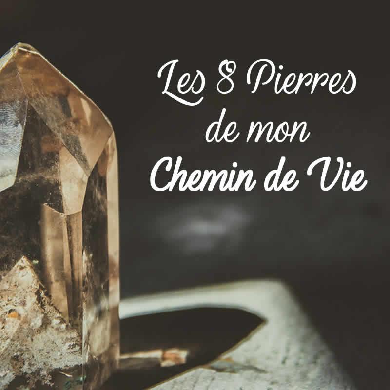 Calcul des Pierres Chemin De Vie